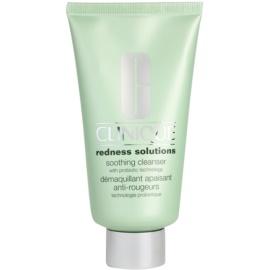 Clinique Redness Solutions gel de limpeza para pele sensível  150 ml