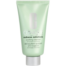 Clinique Redness Solutions gel limpiador para pieles sensibles  150 ml