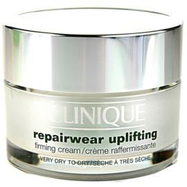 Clinique Repairwear Uplifting krema za učvrstitev obraza za suho do zelo suho kožo  50 ml