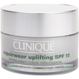 Clinique Repairwear Uplifting crema antiarrugas reafirmante SPF 15  50 ml
