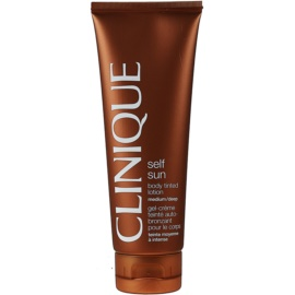 Clinique Self Sun™ Zelfbruinende Body Lotion  Tint   125 ml