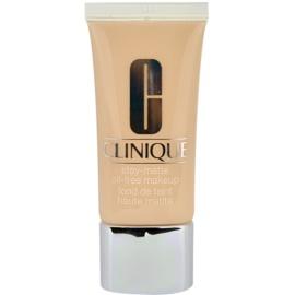 Clinique Stay Matte folyékony make-up kombinált és zsíros bőrre árnyalat 02 Alabaster 30 ml