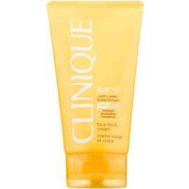 Clinique Sun krem do opalania SPF 15  150 ml
