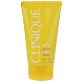 Clinique Sun Sunscreen Cream SPF 30  150 ml