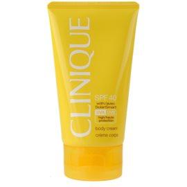 Clinique Sun creme solar SPF 40   150 ml