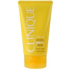 Clinique Sun крем за загар  SPF 40  150 мл.