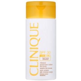 Clinique Sun слънцезащитен минерален крем SPF 30  125 мл.
