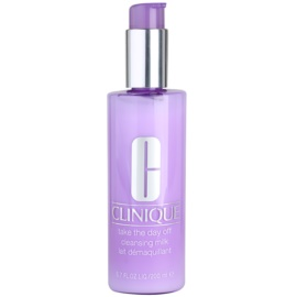Clinique Take The Day Off™ loción limpiadora para pieles secas  200 ml