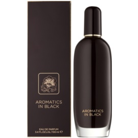 Clinique Aromatics In Black eau de parfum nőknek 100 ml