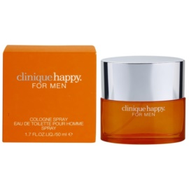 Clinique Happy for Men Eau de Toilette voor Mannen 50 ml