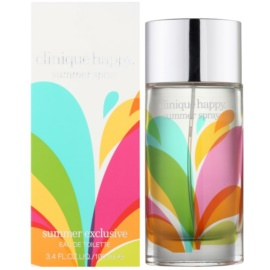 Clinique Happy Summer Spray 2014 Eau de Toilette pentru femei 100 ml