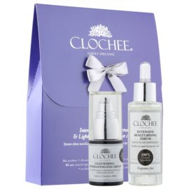 Clochee Simply Organic lote cosmético III.