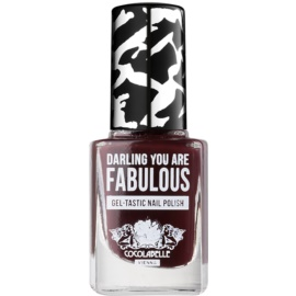 Cocolabelle Gel-Tastic Darling You Are Fabulous Nagellack mit Geleffekt Farbton Darling You Are Fabulous 12 ml