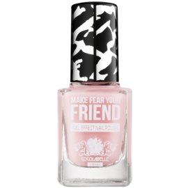 Cocolabelle Gel-Tastic Make Fear Your Friend Nagellak met gel effect  Tint  Make Fear Your Friend 12 ml