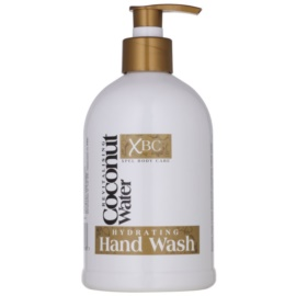 Coconut Water  XBC sabonete hidratante para mãos  500 ml
