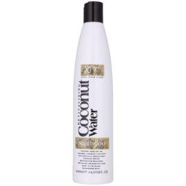Coconut Water  XHC champô para cabelos secos e danificados  400 ml
