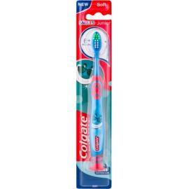 Colgate Smiles Junior zubní kartáček pro děti od 6 let soft