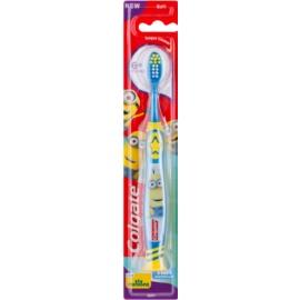 Colgate Kids Minions Zahnbürste für Kinder 6+ Jahre
