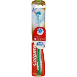 Colgate 360°  Surround escova de dentes medium