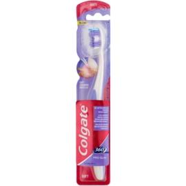 Colgate 360°  Pro Gum Zahnbürste für empfindliches Zahnfleisch weich