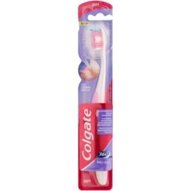 Colgate 360°  Pro Gum четка за зъби за чувствителни венци софт