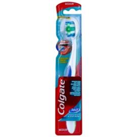 Colgate 360°  Whole Mouth Clean Zahnbürste Medium