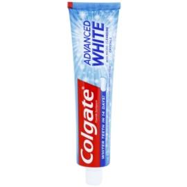 Colgate Advanced White bieliaca pasta proti škvrnám na zubnej sklovine  125 ml