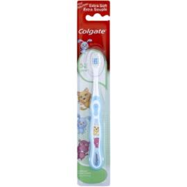 Colgate Kids 0-2 Years zubní kartáček pro děti extra soft