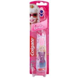 Colgate Kids Barbie електрична зубна щітка для дітей екстра м'яка