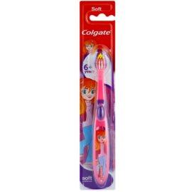 Colgate Kids 6+ Years szczotka do zębów dla dzieci soft