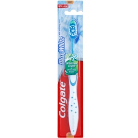 Colgate Max White cepillo de dientes suave