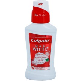 Colgate Max White One enjuague bucal sin alcohol sabor  Sensational Mint 250 ml