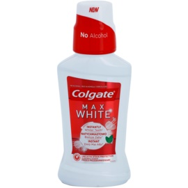 Colgate Max White One elixir bocal sem álcool sabor Sensational Mint 250 ml