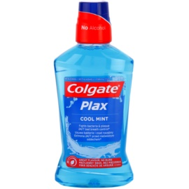 Colgate Plax Cool Mint enjuague bucal con efecto antiplaca  500 ml