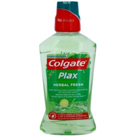 Colgate Plax Herbal Fresh ústní voda proti zubnímu plaku  500 ml