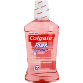 Colgate Plax Sensitive antibakteriální ústní voda pro citlivé zuby a dásně  500 ml
