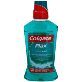 Colgate Plax Soft Mint apa de gura antiplaca  500 ml