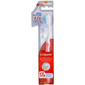 Colgate Slim Soft Ultra Compact zubná kefka soft
