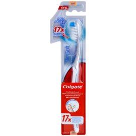 Colgate Slim Soft Raised Tip zubná kefka soft