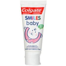Colgate Smiles Baby fogkrém gyermekeknek  50 ml