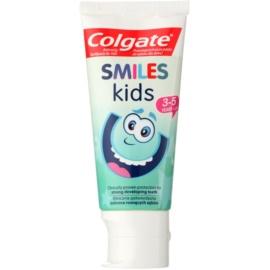 Colgate Smiles Kids Zahnpasta für Kinder Geschmack Mild Mint (3-5) 50 ml