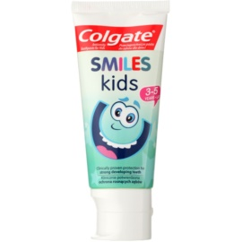 Colgate Smiles Kids zubní pasta pro děti příchuť Mild Mint (3-5) 50 ml