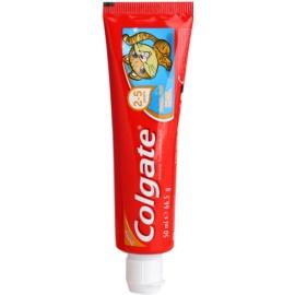 Colgate Toddler zubná pasta pre deti príchuť Bubble Fruit (2-5) 50 ml