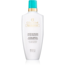 Collistar Special Hyper-Sensitive Skins tisztító tej az érzékeny arcbőrre  200 ml
