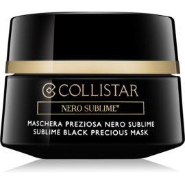 Collistar Nero Sublime® maseczka regenerująca i detoksująca  50 ml