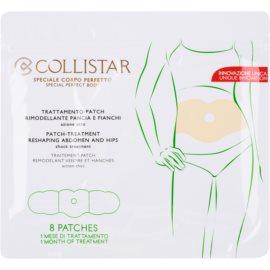 Collistar Special Perfect Body plasturi remodelatori pentru abdomen si solduri  8 buc