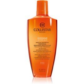 Collistar After Sun szampon pod prysznic po opalaniu przedłużający opaleniznę  400 ml