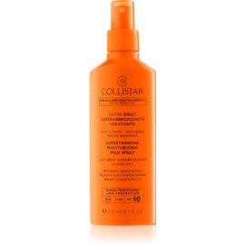 Collistar Sun Protection napozótej spray SPF 10  200 ml