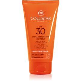 Collistar Sun Protection προστατευτική αντηλιακή κρέμα  SPF30  150 μλ