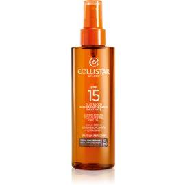 Collistar Sun Protection olje za sončenje SPF 15  200 ml